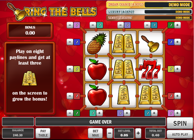 ring the bells slot review