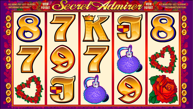 Spiele Secret Admirer - Video Slots Online