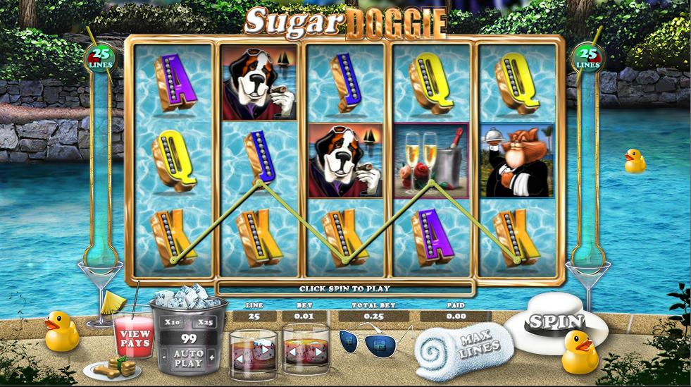 sugar doggie screenshot