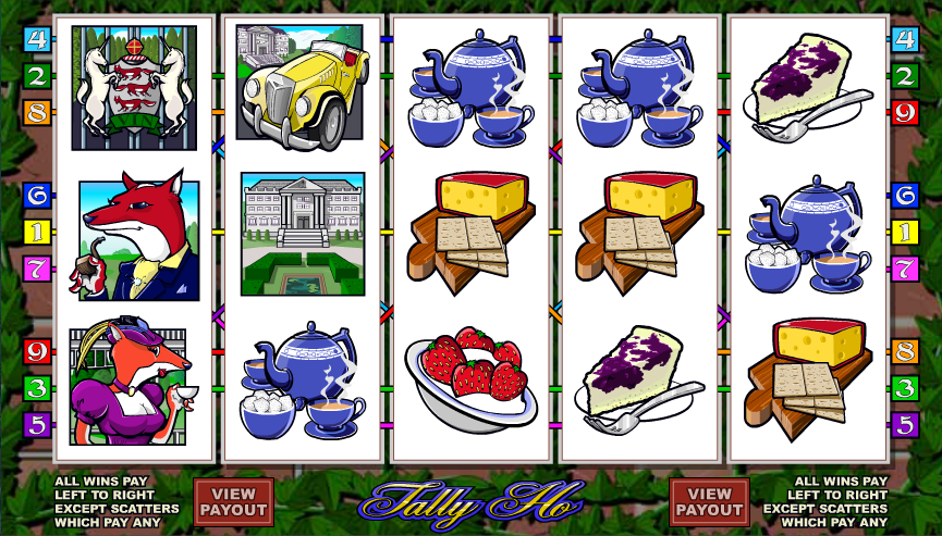 tally ho slot fun play