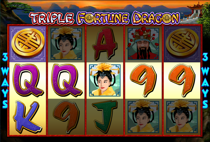 5 Fortune Dragons Slots - Play this Video Slot Online