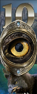 untamed eagle eye
