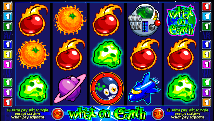 what on earth slot review