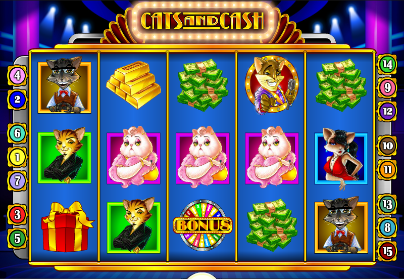 Cats and Cash Online Slots for Real Money - Rizk Casino