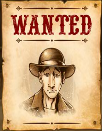 gunslinger wanted