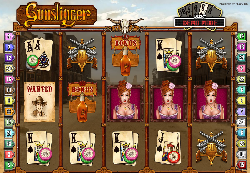Gunslinger Online Jackpot for Real Money - Rizk Casino
