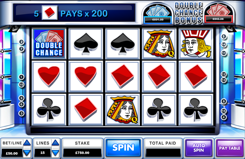 play your cards right slot review