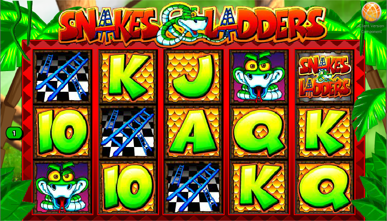 snakes and ladders slot review