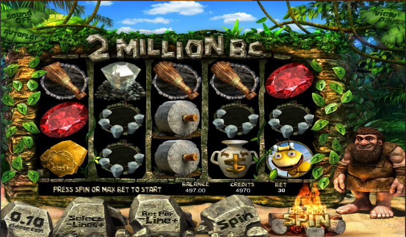 2 Million BC Slots Free Play & Real Money Casinos Online