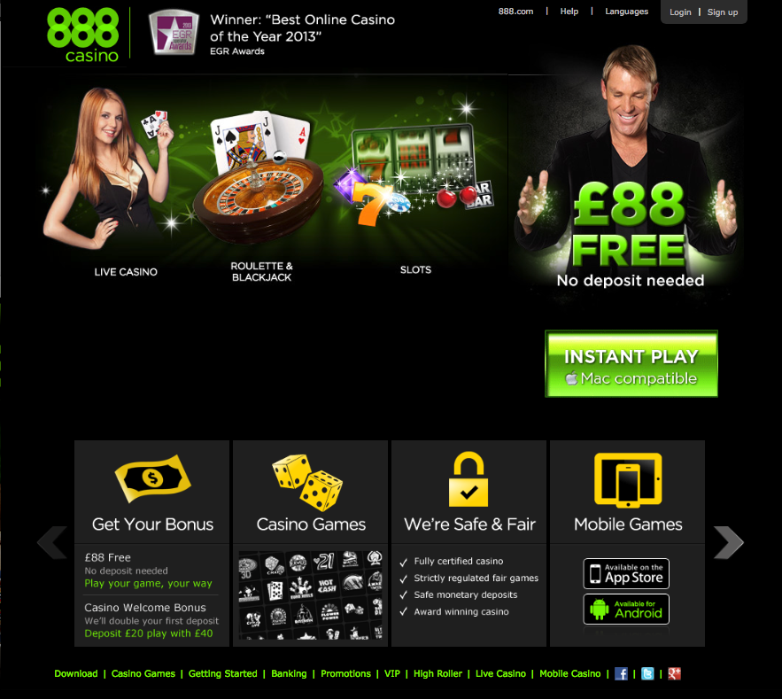 888 Slots and Games - Play Free 888 Proprietary Slots Online