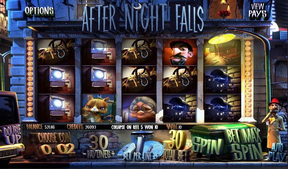 After Night Falls - Rizk Casino