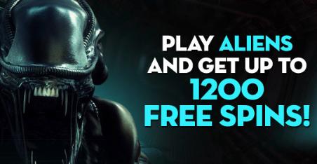 aliens promo