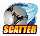 football star scatter