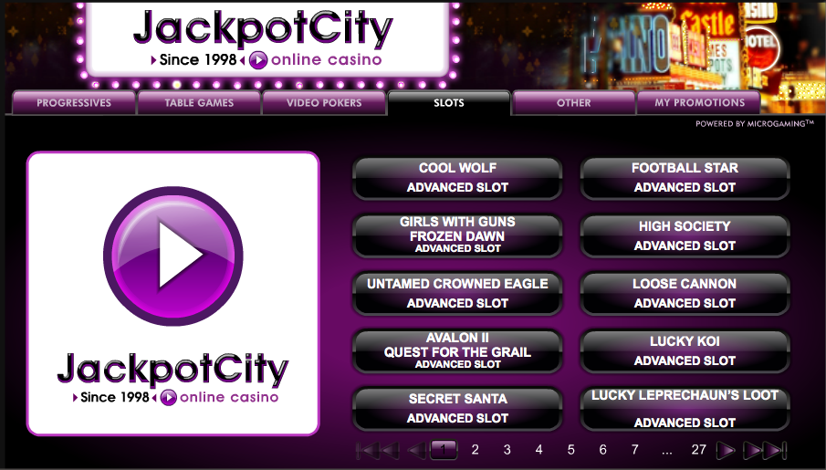 jackpotcity online casino casino slot online english