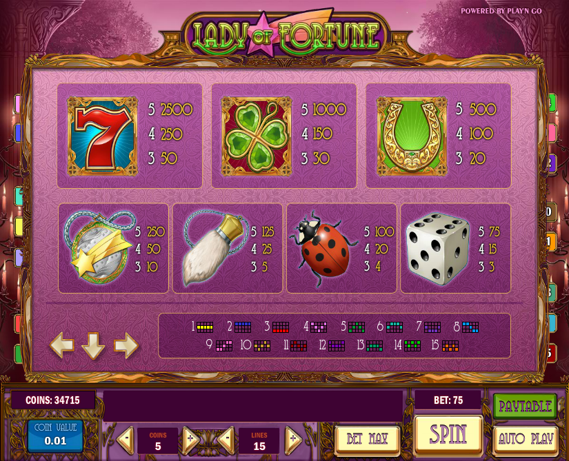 online slots for real money lacky lady