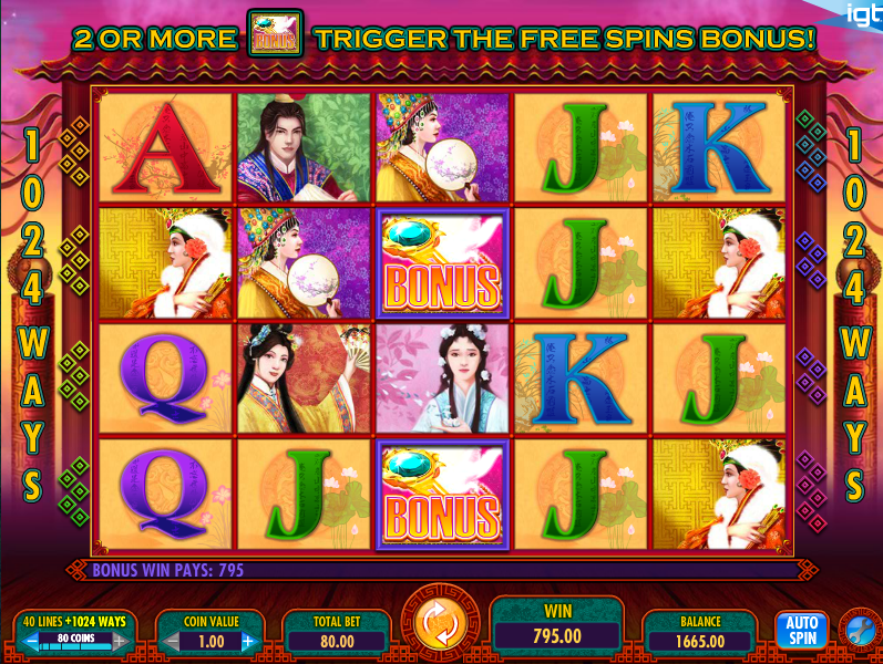 red mansions slot review