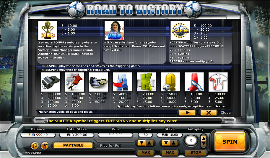 free casino slot plays online