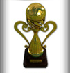 road to victory trophy