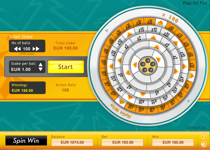 spin win slot review