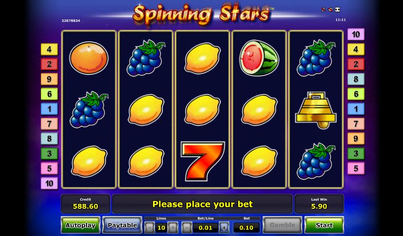 free online slots with bonus stars games casino
