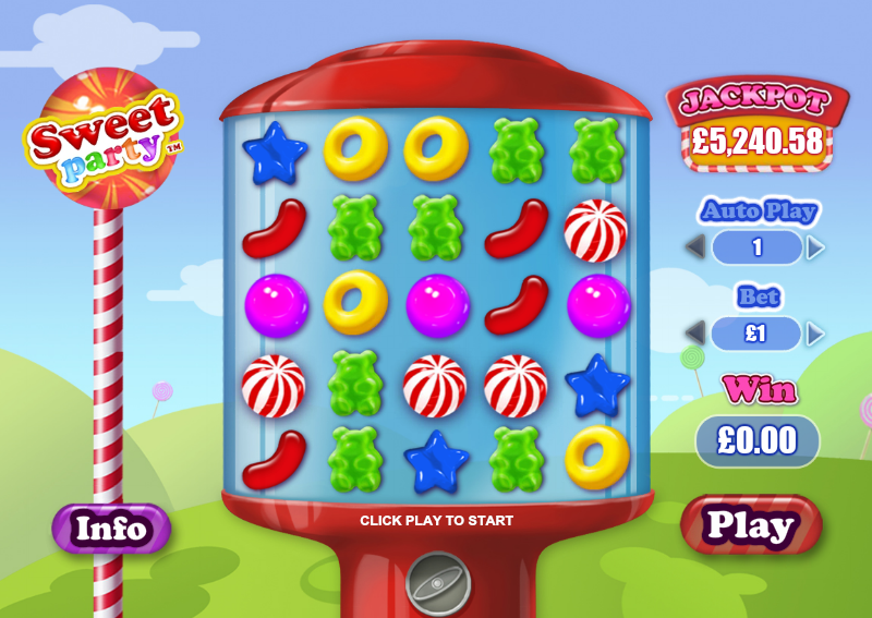 sweet party slot review