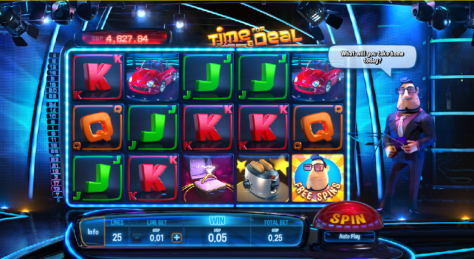 time for a deal slot review