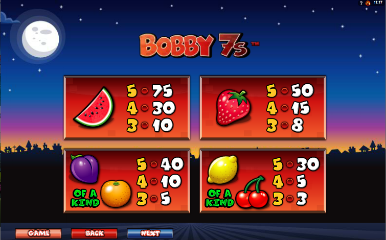 online casino 7s reviews