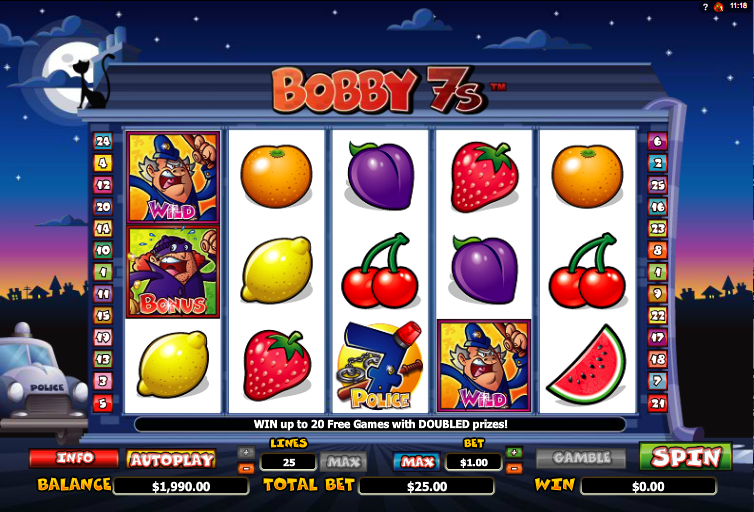 Spiele Bobby 7s - Video Slots Online