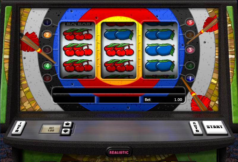 bullseye slot review