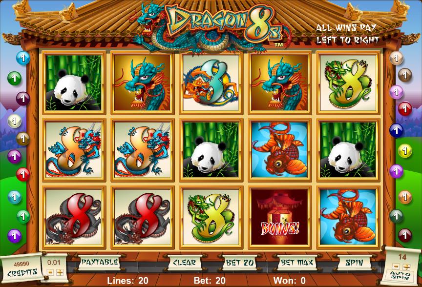 dragon 8s slot review