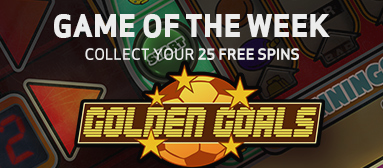 golden goals free spins