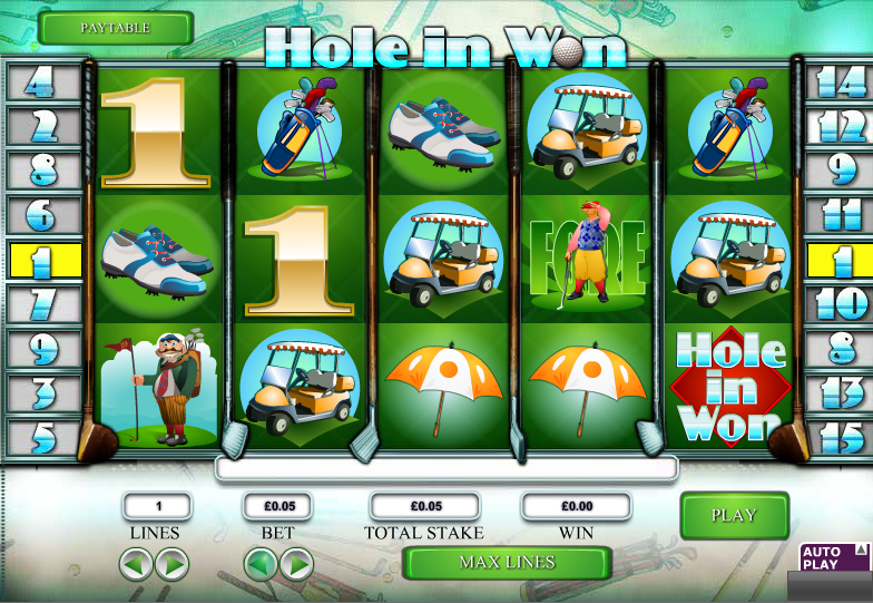 hole in won slot review