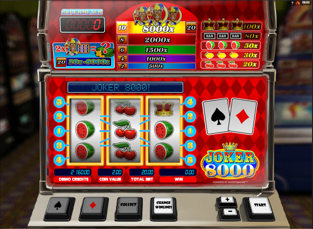 online slots that pay real money joker online