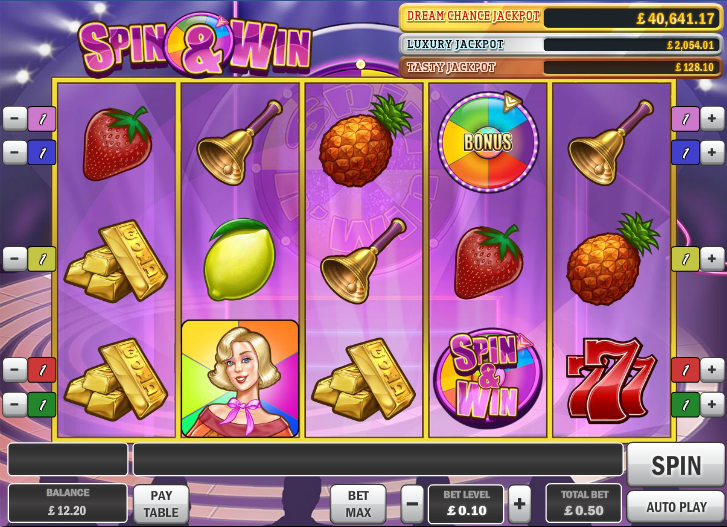 License to Spin Slot - Read the Review and Play for Free