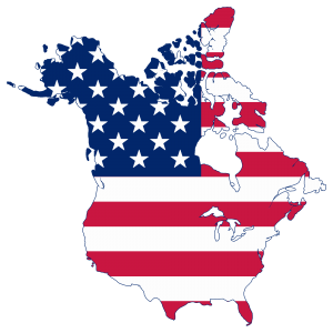 Flag_map_of_Canada_and_United_States_(American_Flag)