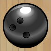bowled over ball