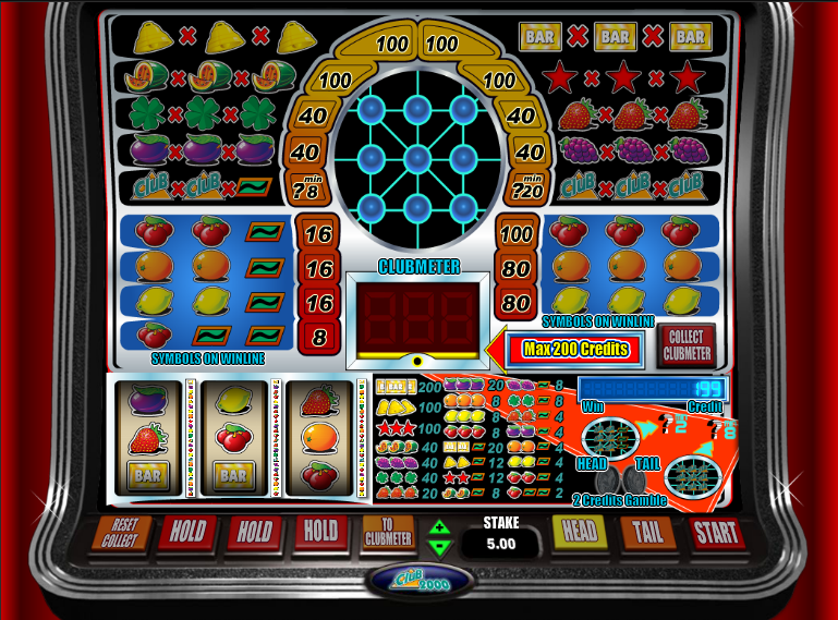 club 2000 slot