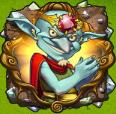 enchanted crystals goblin