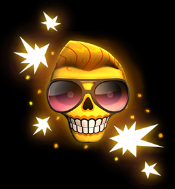 esqueleto explosivo wild