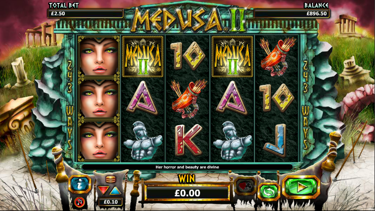 medusa II screenshot