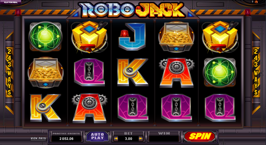 robojack slot review