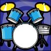 rock on! drums