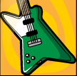 rock on! green