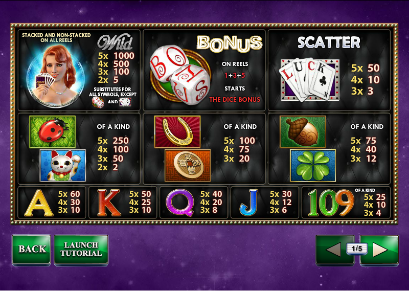 Play Streak of Luck online slots at Casino.com