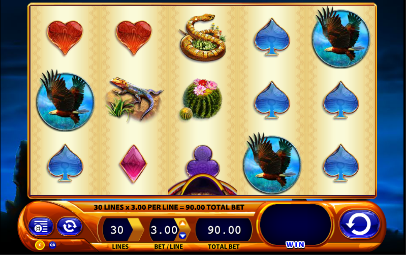 Buffalo Spirit WMS Online Slots for Real Money - Rizk Casino