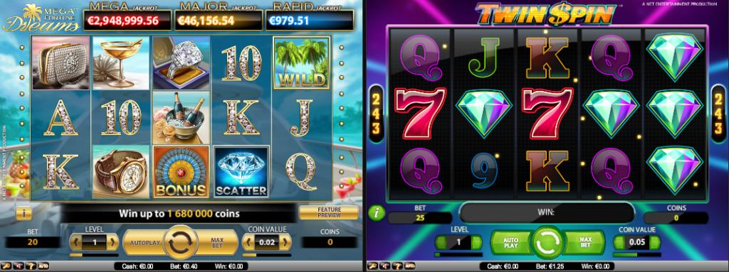 casino euro multigame