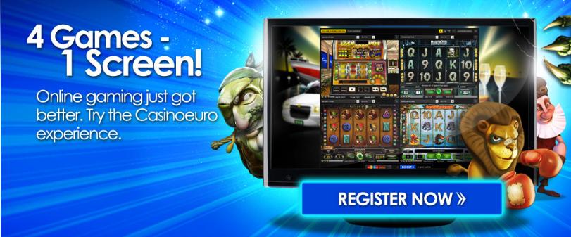casino euro promotion