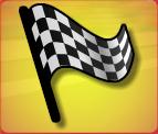 fast lane flag