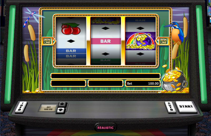 over the rainbow slot review
