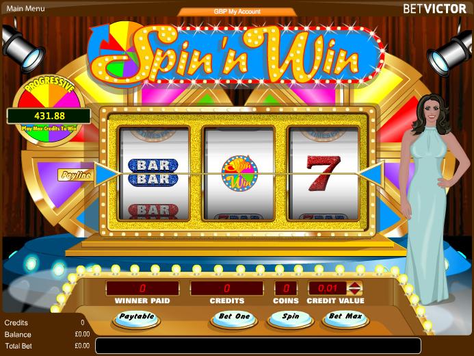 triple bonus spin n win slot review